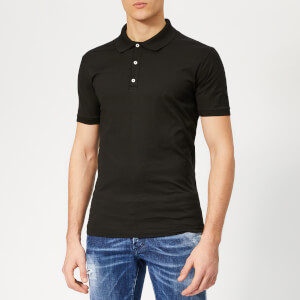 Dsquared2 Men's Classic Fit Polo Shirt - Black