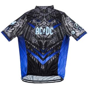 Primal AC/DC Black Ice Helix Jersey