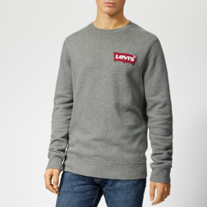 Levi's Men's Modern Sweatshirt - Grey