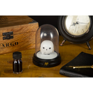 Harry Potter Hedwig Mini Bell Jar Light