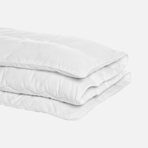 in homeware Microfibre Duvet - White (4.5 Tog)