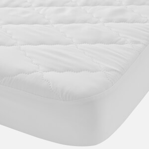 in homeware Baby Simplecare Mattress Protector - White