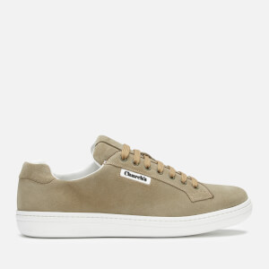 Church's Men's Mirfield 2 Suede Low Top Trainers - Stone