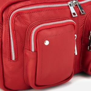 Núnoo Women's Alimakka Ruffle Bag - Red: Image 4