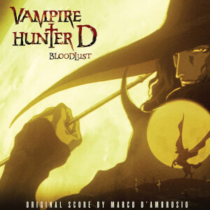 Vampire Hunter D: Bloodlust (Original Soundtrack) 2xLP
