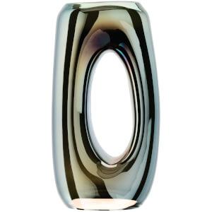 LSA Eclipse Vase - H32cm - Mercury