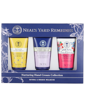 Neal's Yard Remedies Hand Cream Collection zestaw kremów do rąk