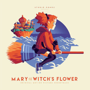 Mondo Mary and the Witch's Flower 2xLP