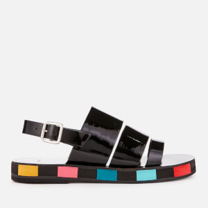 Paul Smith Women's Lani Triple Strap Sandals - Black
