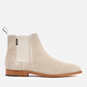PS Paul Smith Men's Gerald Suede Chelsea Boots - Grey Beige