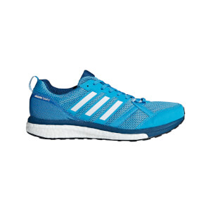 adidas Men's Adizero Tempo 9 Running Shoes - Blue
