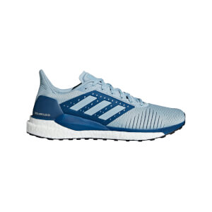 adidas Men's Solar Glide Running Shoes - Blue