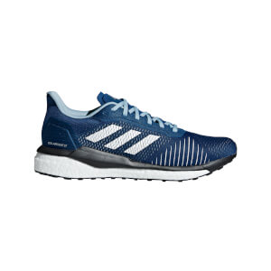 adidas Men's Solar Drive ST Running Shoes - Blue