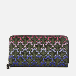 Liberty London Women's Dawn Large Zip Around Wallet - Purple
