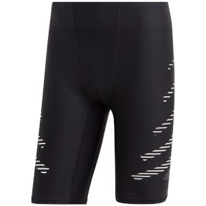 adidas Men's Speed Shorts - Black