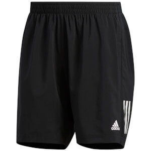 adidas Men's Own the Run Shorts - Black