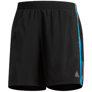 adidas Men's Own the Run Shorts - Black/Grey