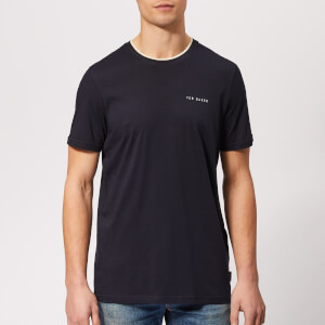 Ted Baker Men's Rooma Logo T-Shirt - Navy