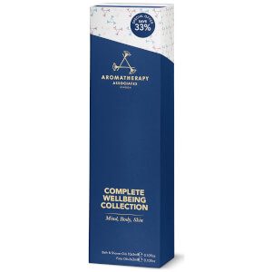 Aromatherapy Associates Complete Wellbeing Collection (Worth £93)