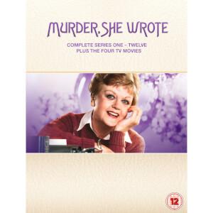Murder She Wrote: Season 1-12: Complete Boxset