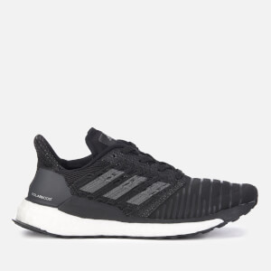 adidas Women's Solar Boost Trainers - Core Black/Grey Four F17/Ftwr White