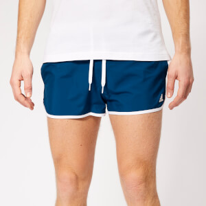 adidas Men's Split Swim Shorts - Legend Marine