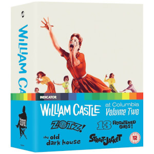 William Castle Box Set Volume Two - Limited Edition