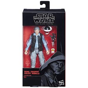 Star Wars The Black Series Rebel Fleet Trooper 6-Inch Figure