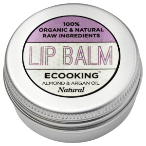 Bálsamo labial neutro de Ecooking 15 ml