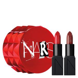 NARS Cosmetics Exclusive Little Fetishes 2 Mini Audacious Lipsticks Set