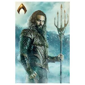 Justice League Aquaman Trident Maxi Poster (61 x 91.5cm)