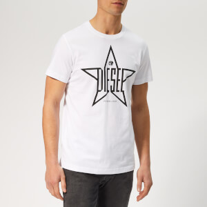 Diesel Men's Diego Star T-Shirt - White