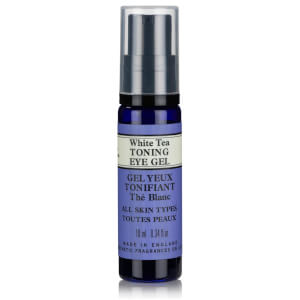 Neal's Yard Remedies White Tea Toning Eye Gel żel tonizujący pod oczy 10 ml