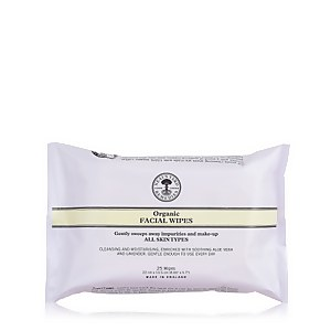 Organic Facial Wipes (25 Pack)
