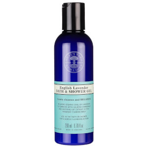 Neal's Yard Remedies English Lavender Bath and Shower Gel 200ml