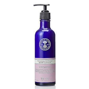 Geranium & Orange Hand Lotion 200ml