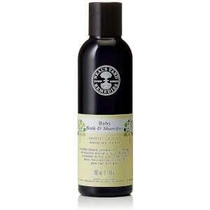 Neal's Yard Remedies Organic Baby Bath and Shampoo 200ml