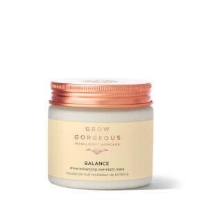 Grow Gorgeous Balance Shine-Enhancing Overnight Mask 200ml
