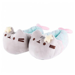 Pusheen 3D Slippers - Purrmaid