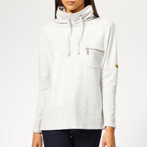 Barbour International Women's Byway Sweatshirt - Grey