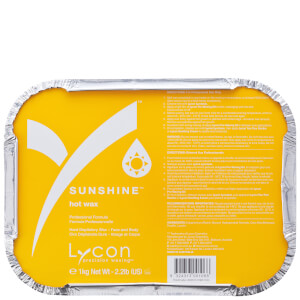 Lycon Sunshine Hot Wax 1kg