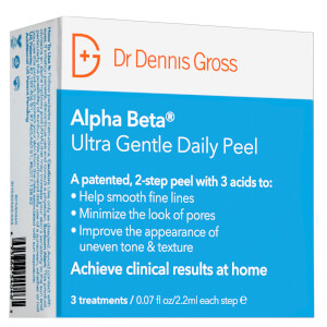 Dr Dennis Gross Skincare Deluxe Alpha Beta Ultra Gentle Peel 3 App