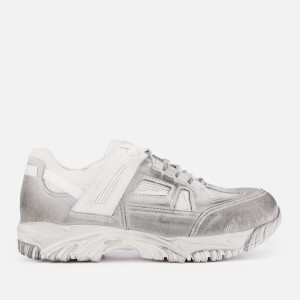 Maison Margiela Men's Security Trainers - Dirty White