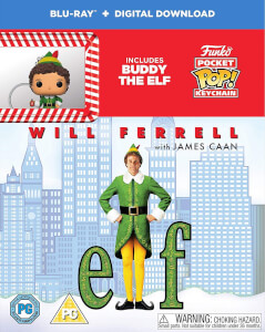 Elf - Includes Funko Buddy the Elf Pocket Pop! Keychain