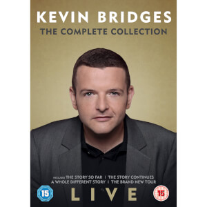 Kevin Bridges: The Brand New Boxset