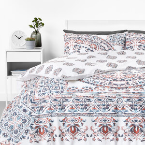 in homeware Duvet Set - Blush Mandala