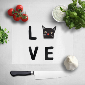 Love Chopping Board