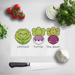 Lettuce Turnip The Beet Chopping Board