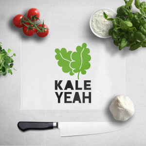 Kale Yeah Chopping Board