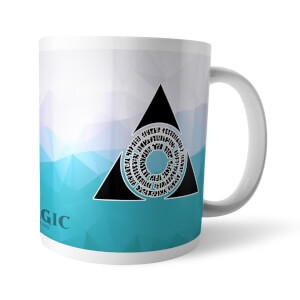 Magic The Gathering GOR Fractal Azorius Mug